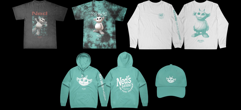 NED (Design by TNSN DVSN)